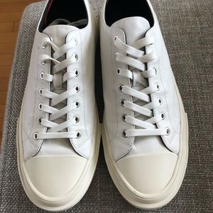 PS Paul Smith white shoes